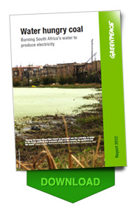 Download 'Water-Hungry Coal' report