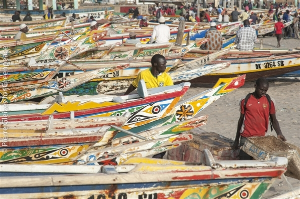 local fishermen sierra leone hope in west africa