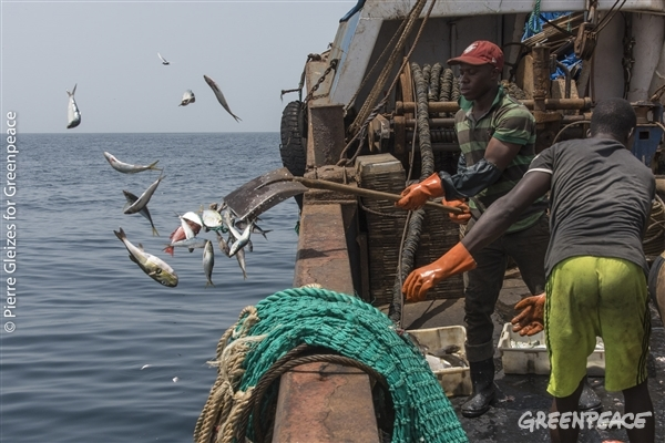 Overfishing - Hope in West Africa tour