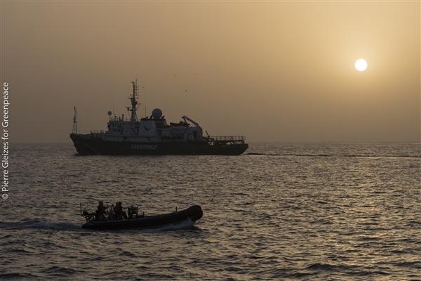 sunset esperanza hope in west africa