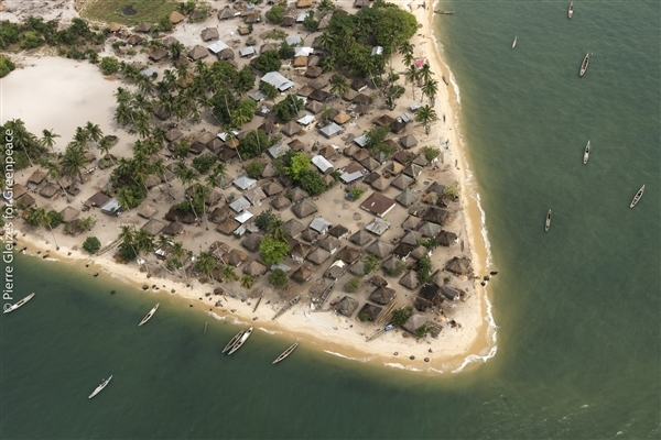 turtle island hope in west africa