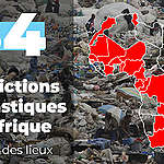 34 interdictions des plastiques en Afrique — Un état des lieux