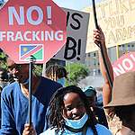 Fridays for Future: ReconAfrica's Kavango oil and gas play is 'carbon bomb' with projected 1/6 of world's remaining CO2 budget