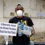 Documentaire sur la situation du plastique sur le Fleuve Congo, Matadi