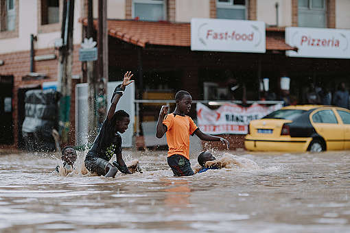 5.0 The implications of extreme weather events on African communities