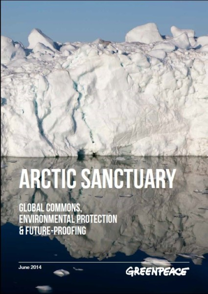 Arctic Sanctuary Report