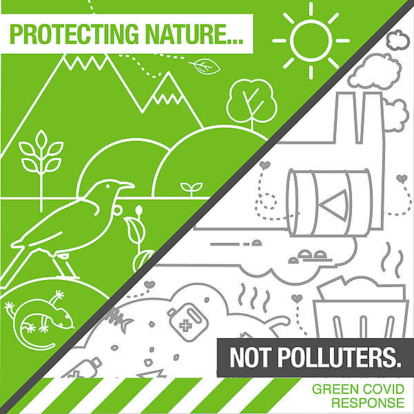 Protect nature, not polluters