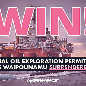 Aotearoa one step closer to a safer, more resilient future with surrender of last South Island oil permit