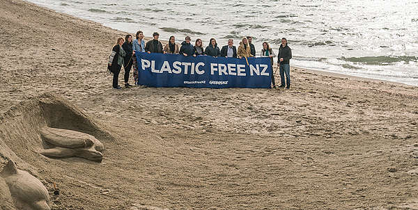 Launch of the plastic strategy report