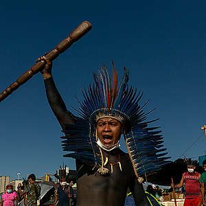 Indigenous Peoples are fighting for their rights in Brazil's capital. Here's why a win for them is a win for all of us