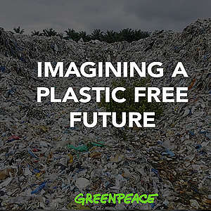 Experts come together to discuss a plastic free future