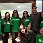 """Charla de voluntarios para """"construir conciencia ecológica"""" en la UBA"""