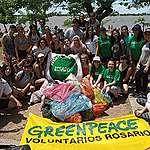 """Cuarta jornada de recolección y clasificación de residuos en Rosario: """"1 Día +Río -Basura"""""""