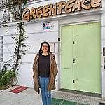 """Una voluntaria mexicana de visita: """"Al sumar esfuerzos podemos realmente lograr un cambio."""""""