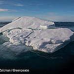 El Ártico en declive: mínimo histórico de hielo marino