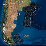 Greenpeace: monitoreo satelital muestra que el Mar Argentino es un campo minado
