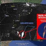 Monitoreo de Greenpeace muestra un lugar único del Mar Argentino sitiado por pesqueros fuera de la ZEE