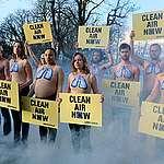 MON AIR MA RUE : les citadins wallons respirent un air malsain