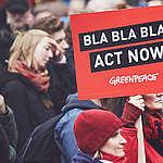 10 oktober, weer samen op straat voor het klimaat!