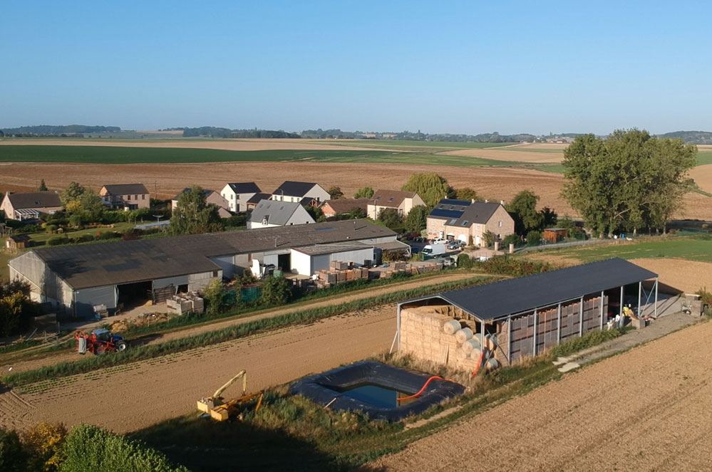 CROWDFUNDING : soutenez deux fermes bio