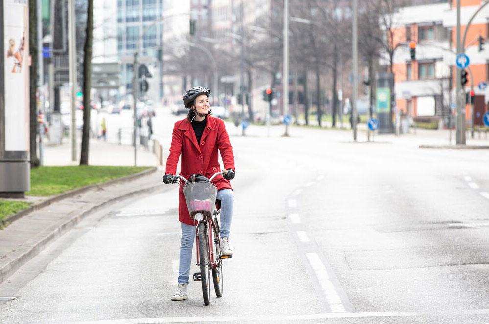 Steeds meer steden creëren ruimte voor fietsers en voetgangers