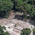 Scherpe toename van mijnbouw in beschermd Amazonegebied tijdens coronacrisis