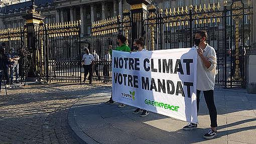 """""""Notre climat, votre mandat"""""""