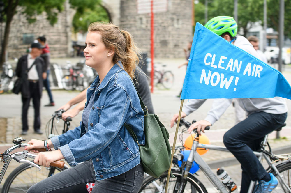 Vers un regain de la pollution de l'air dans les grandes villes belges ?