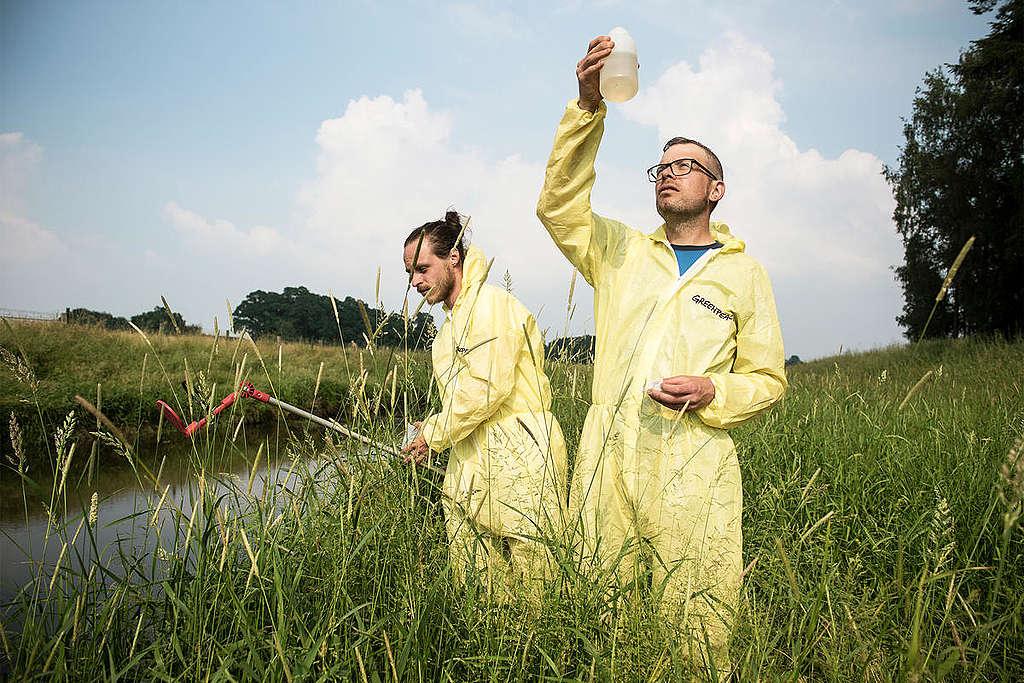 pollution eau nature food climat research