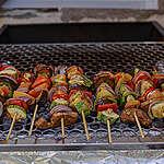 Les beaux jours sont là : vive les barbecues végétariens !