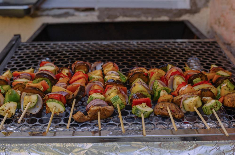 Les beaux jours sont là : vive les barbecues veggie !