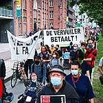 Des riverains mettent les communes de Zwijndrecht et d'Anvers en demeure dans le cadre du chantier d'Oosterweel