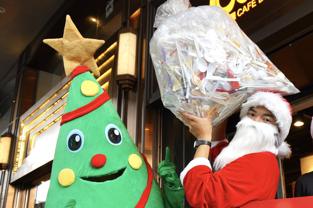 9 manières de réduire votre consommation de déchets à Noël