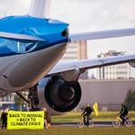 Geen blanco cheques meer voor de luchtvaart