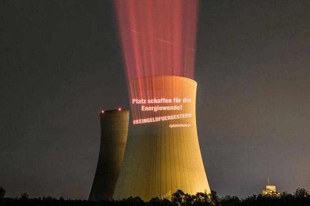 De indrukwekkendste Greenpeace-foto's van 2020