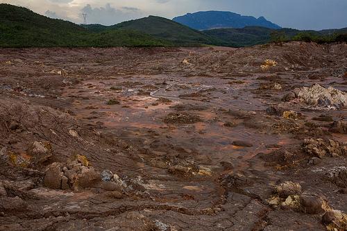 Expedição Desastre Samarco em Mariana-MG. Dias 1 e 2.