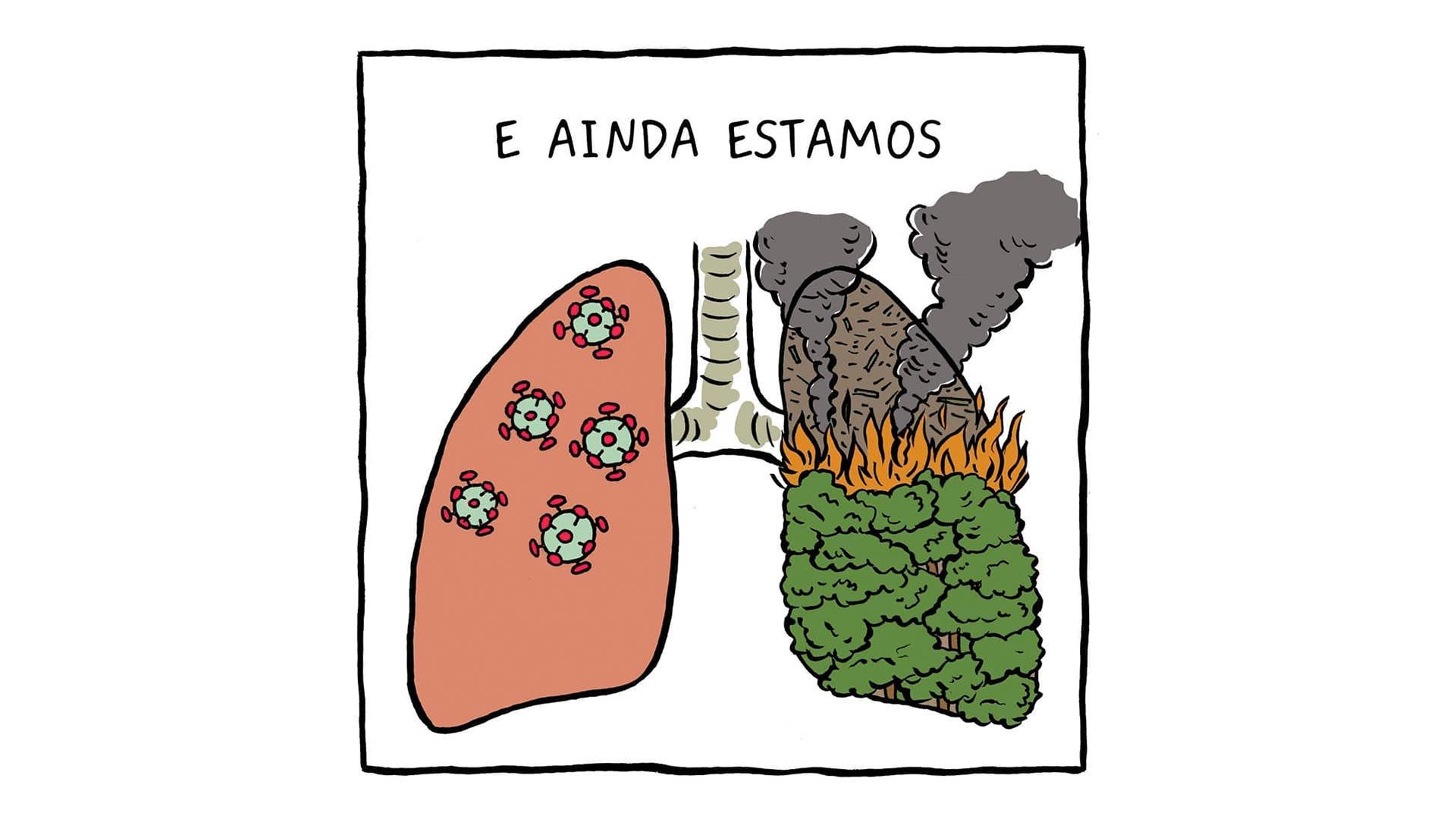 Pulmão 2 | E ainda estamos