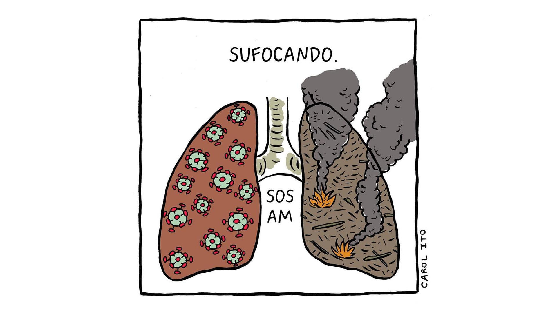 Pulmão 3 | Sufocando