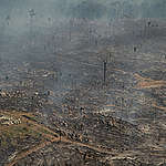 Brasil está entre os países que tentam enfraquecer relatório do IPCC sobre crise climática