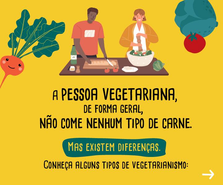 Vegetarianos: o que são? Onde vivem? Do que se alimentam?