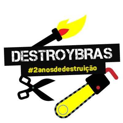 Destroybras, o jogo da destruição do governo Bolsonaro - Greenpeace Brasil