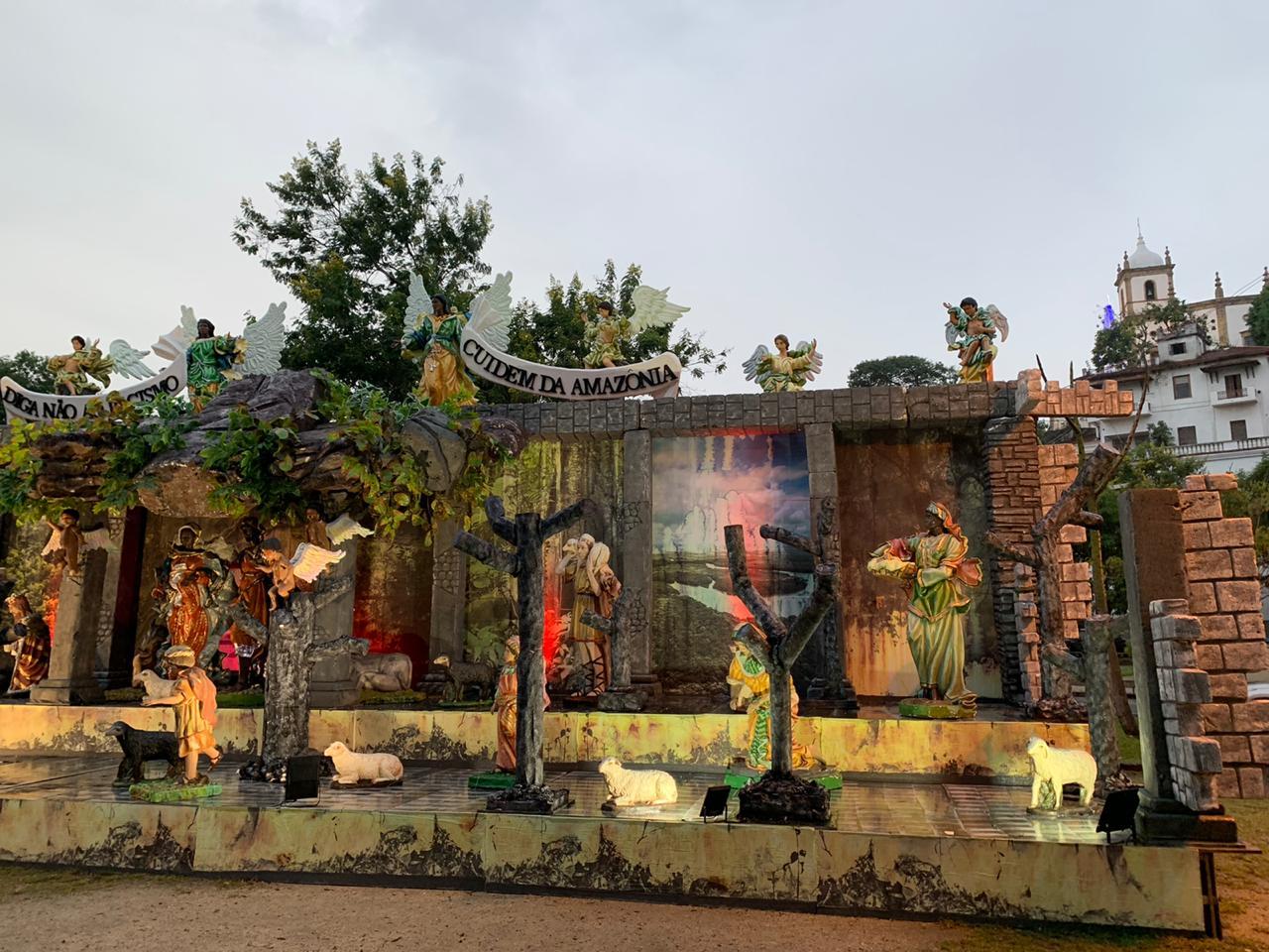 Um Natal contra a destruição da Amazônia e o racismo