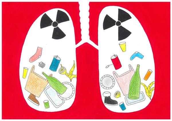 Белите ни дробове не са сметище за боклук.