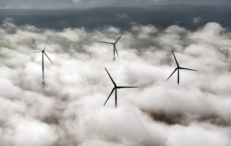 перки в облаците