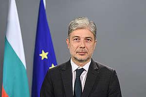 Нено Димов, бивш министър на околната среда и водите, предложен от ВМРО, в третото правителство на Бойко Борисов, ГЕРБ