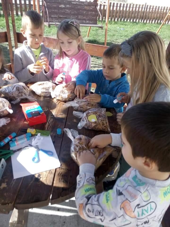 Занимания в детската градина