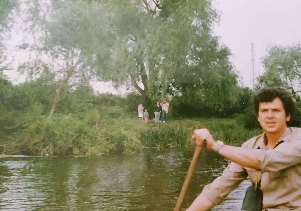 Човешки истории за водата: Река Марица през погледа на биолога Борислав Борисов