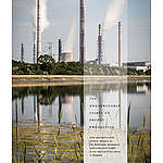 """Cover of the report """"The Unquenchable Thirst of Energy Production"""""""