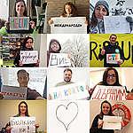 """Екипът на """"Грийнпийс"""" – България със специално обръщение по случай Международния ден на доброволеца."""