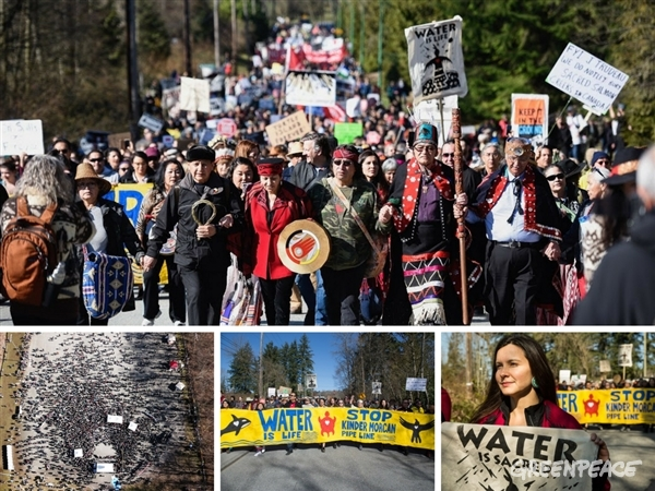Protect the Inlet march